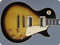 Gibson Les Paul Standard 1981 Sunburst