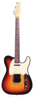 Fender Telecaster Custom American Vintage '62 Reissue 2007 Sunburst