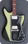 Wandre Davoli Cobra 1963 Black Green