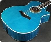 Taylor 614CE 2016 Koa Blue