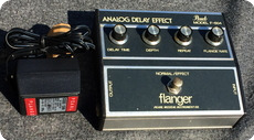 Pearl F 604 Analog Delay Flanger 1980