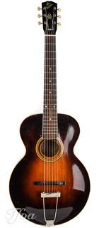 Gibson L3 Sunburst W/ Original Case 1923
