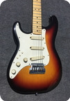 Fender Elite LEFTY 1983 Sunburst