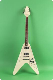 Gibson Flying V 1975 White