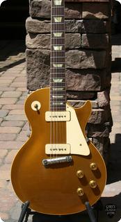 Gibson Les Paul Standard  1954 Gold