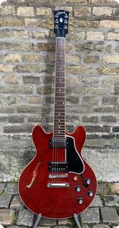 Gibson Es 339 Custom Shop 2012 Cherry