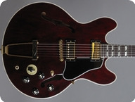 Gibson ES 345 TD Stereo 1979 Winered