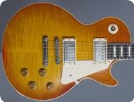 Gibson Les Paul CC 28 STP Montrose Burst 2014 Sunburst