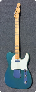 Fender Telecaster Lpb Custom Color 1969 Lake Placid Blue