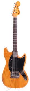 Fender Mustang 1978 Natural