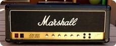 Marshall Eric Claptons Personal JCM800 MK II JCM 800 1984