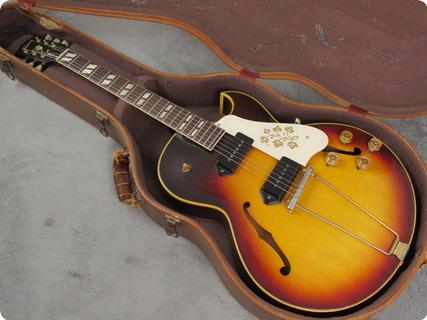 Gibson Es 295 Td 1954 Sunburst