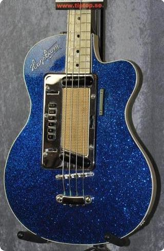 Hagstrom Glitter / Sparkle 1959 Blue Sparkle