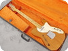Fender Telecaster Thinline 1968-Clear