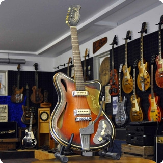 Hopf Saturn 63 1960 Sunburst