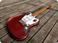 Vuorensaku Guitars T.Family Scarlett 2020 Aged Candy Red