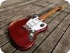 Vuorensaku Guitars T.Family Scarlett 2020-Aged Candy Red