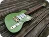 Vuorensaku Guitars T.Family Slimer 2020-70´s Mustang Lime Green