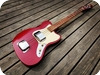 Vuorensaku Guitars T.Family Lipstick 2020 Metallic Red