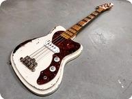 Vuorensaku Guitars T.Family Deadwood Deluxe 2020 Aged Magnolia White