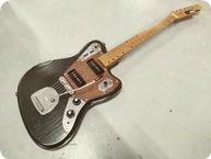 Vuorensaku Guitars T.Family Rustmaster 2019 Aged Feld Grau