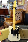 Fender-70th Anniversary Broadcaster Blackguard Blonde-2020-Blackguard Blonde