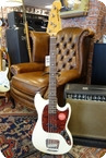 Squier Classic Vibe 60s Mustang Bass LRL OWT 2020 Olympic White