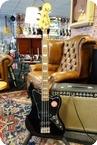 Squier Classic Vibe Jaguar Bass LRL BLK 2020 Black