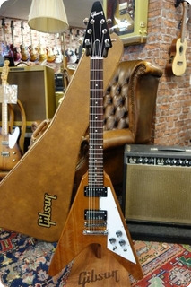 Gibson Gibson Flying V Antique Natural 2020 Antique Natural