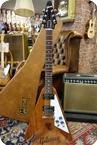 Gibson Flying V 2020 Antique Natural 2020 Antique Natural