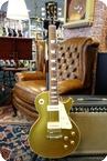 Gibson 1956 Les Paul Reissue VOS Goldtop 2020 Goldtop
