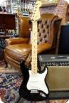 Fender American Professional Stratocaster Ebony 2019 Ebony