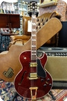 Gibson ES 175 Flamed Wine Red 2001 OHSC 2001 Wine Red