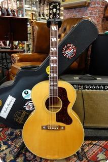 Gibson J 185 Jumbo Flamed Maple 1997 Natural 1997 Natural