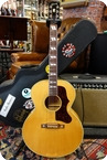 Gibson J 185 Jumbo Flamed Maple 1997 Natural 1997 Natural