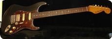 Real Guitars Custom Build S Landau Style 2020 Black