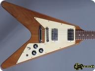 Gibson Flying V 1975 Natural