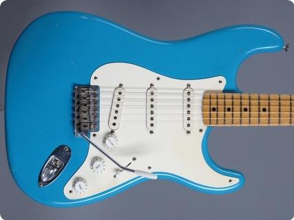Fender Custom Shop Stratocaster ´56 Relic Ltd 2005 Taos Turqois