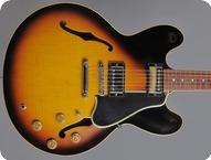 Gibson ES 335 1958 50th Anniversary 2008 Sunburst
