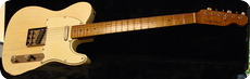 Real Guitars Standard Build T Roadwarrior 2020 Mary Kay Blond