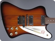 Gibson Firebird III 2010 Sunburst