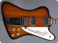 Gibson Firebird V 2010 Sunburst
