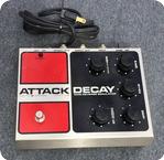 Electro Harmonix Attack Decay Tape Reverse Simulator 1980
