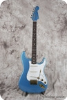 Fender The Strat 1980 Lake Placid Blue