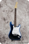 Fender-Stratocaster Plus-Blue Burst