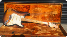 Fender-Stratocaster THE MOJO KING-1957-Sunburst