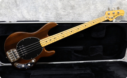 Music Man Stingray 1979 Walnut