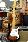 Squier Classic Vibe 50s Stratocaster Maple Fingerboard 2 Color Sunburst 2020 2 Color Sunburst