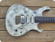 Pd Guitars Fusion 2019 White