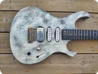 Pd Guitars Fusion 2019 White